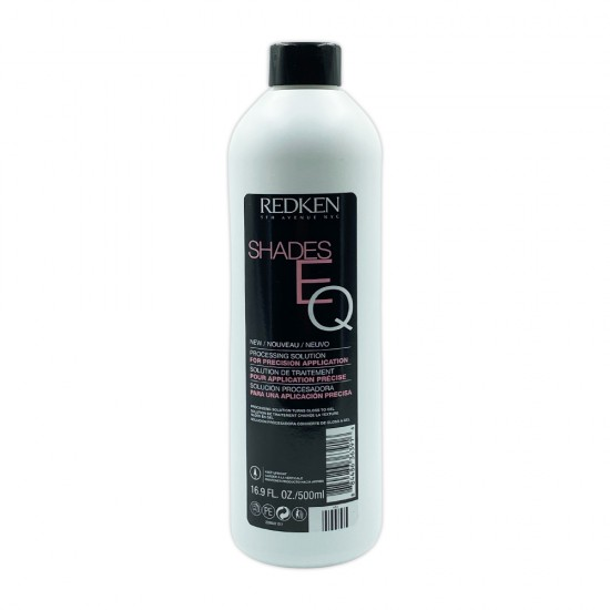Redken Shades Eq New Processing Solution For Precision Application 16.9 Oz