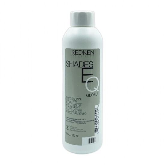 Redken Shades Eq Gloss Processing Solution 8 Oz