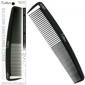 "Ebo 8 1/2"" Silicon Dressing Comb With Micro"