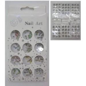 Ebo Nail Gem 4253