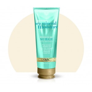 ogx quenching + sea mineral moisture moisture surge deep treatment