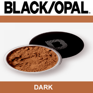 Black Opal True Color Soft Velvet Finishing Powder - Dark