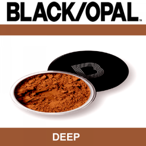 Black Opal  True Color Soft Velvet Finishing Powder - Deep