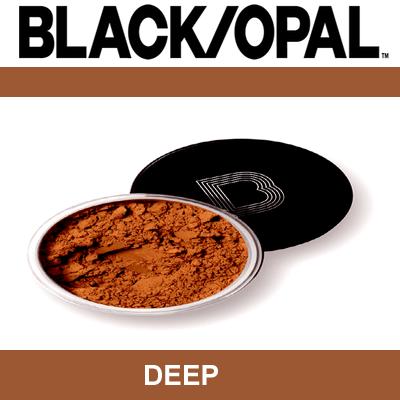 Black Opal  True Color Soft Velvet Finishing Powder - Deep