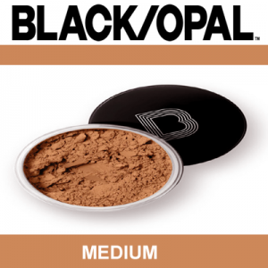 Black Opal  True Color Soft Velvet Finishing Powder - Medium