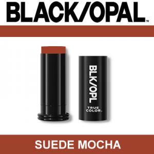 Black Opal Suede Mocha