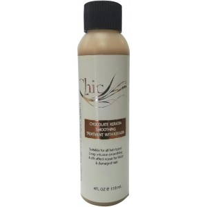 Chic Look Chocolate Keratin Smoothing Treatment With Keramax 4 Oz