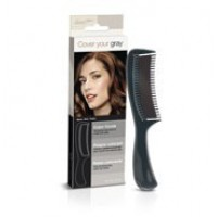 cover your gray hair color comb - black