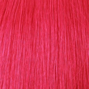 "18"" clip in - 7pcs synthetic hair extension -straight- pink"