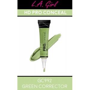 L.a Girl Pro.conceal Gc992 Green Corrector