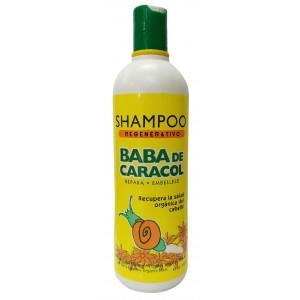 Baba De Caracol Earth Snail Regenerating Shampoo 16 Oz