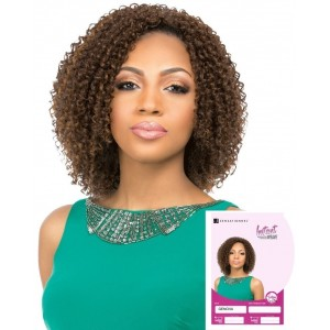 SENSATIONNEL SYNTHETIC INSTANT WEAVE HALF WIG GENOVA