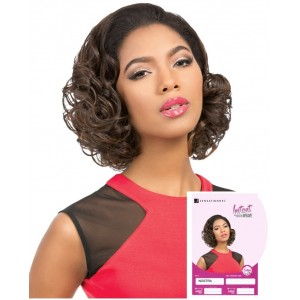 SENSATIONNEL SYNTHETIC INSTANT WEAVE HALF WIG NOSTRA