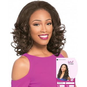 SENSATIONNEL SYNTHETIC INSTANT WEAVE HALF WIG PRAGUE