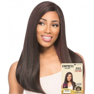 SENSATIONNEL EMPRESS SYNTHETIC SWISS SILK BASE 4X4 LACE FRONT WIG VIVICA