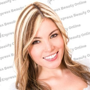 "20"" tape in -20 pcs 100% human hair extensions  - brown/pure blonde (6/613)"