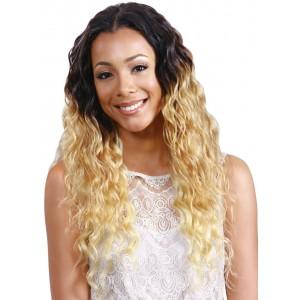 bobbi boss unprocessed brazilian  virgin remy human hair weave breezy wave