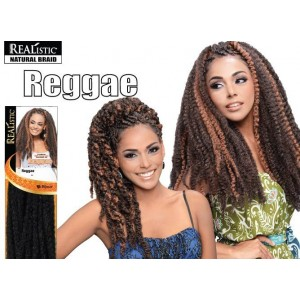 Beauty Element Synthetic Hair Crochet Braid Reggae