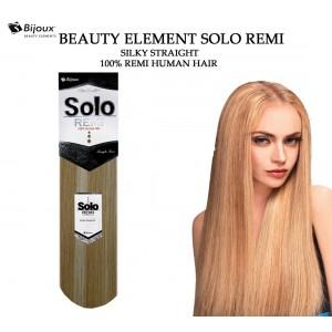 "Bijoux Beauty Element Solo Silky Straight 100% Remi Human Hair Weave 24"""