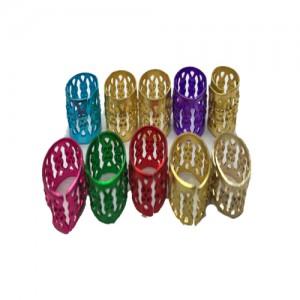 Ebo Braid Hair Rings Hair Decorations Color