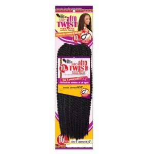 """Eve Synthetic Hair Crochet Braid Loop Senegales Afro Twist 12"""""""