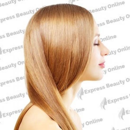 18 clip in 9 pcs 100% human remi hair extensions - auburn (30)