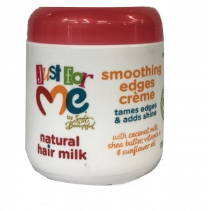 Just For Me Natural Hair Milk Smoothing Edges Creme 6 Oz