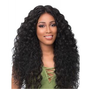 Sensationnel Empress Synthetic Lace Front Wig Free Part Boutique Deep