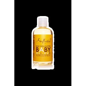 shea moisture kids raw shea butterbaby oil rub