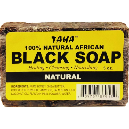 Taha  Natural African Black Soap Reviews