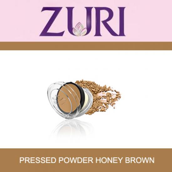 Zuri Pressed Powder Honey Brown