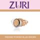 Zuri Pressed Powder Blush Brown