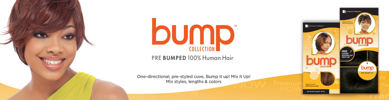 Sensationnel Bump Collection 27 Pcs 100 Human Hair Weave